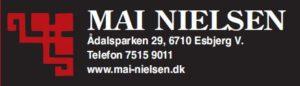 Mai Nielsen orient tæpper logo