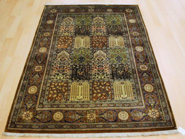 Qum silk 150 x 100