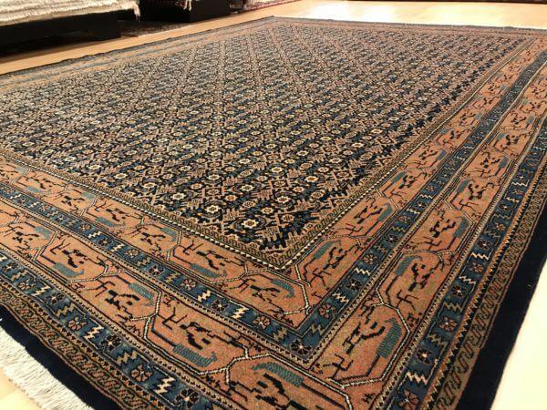 Kvalitet ægte tæppe persisk tæppe til spisebordet
