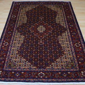 6460-04 Ghisiabad Sarough Semi-antik 208 X 134 Kr. 25.000,-