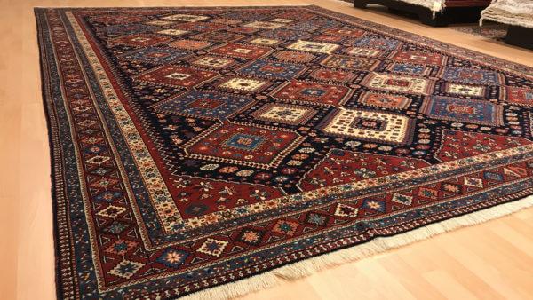 Persisk yalameh tæppe