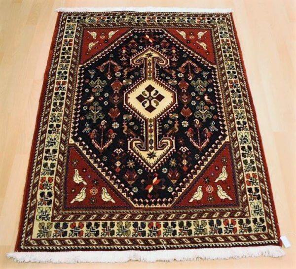 Nasrabad ægte tæppe