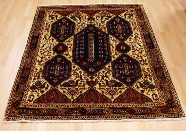 Afshar tæppe