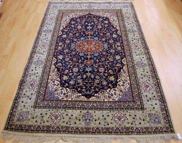 Isfahan ægte tæpper