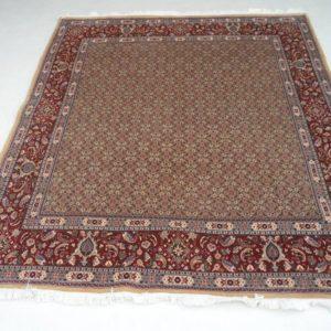 11129 Moud Sherkat m/silke 235 x 222 Kr. 22.000,-