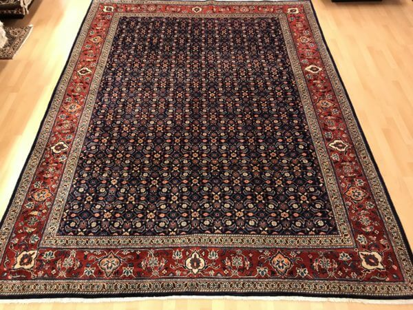 Sarough tæppe fra iran