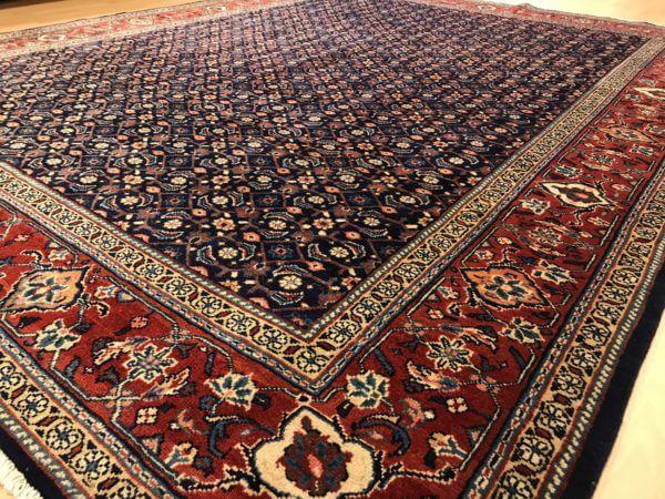 Persisk sarough tæppe