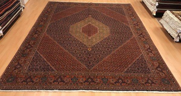 Bidjar ægte tæppe 400 x 300