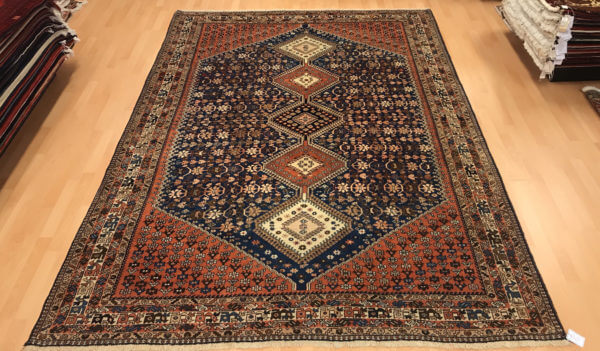 Persisk nomade tæppe