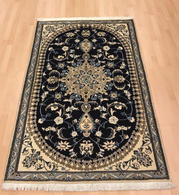 Nain Kashmar ægte tæppe