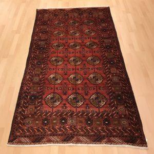 4316 Turkoman Bochara 215 x 123 Kr. 5.800,-
