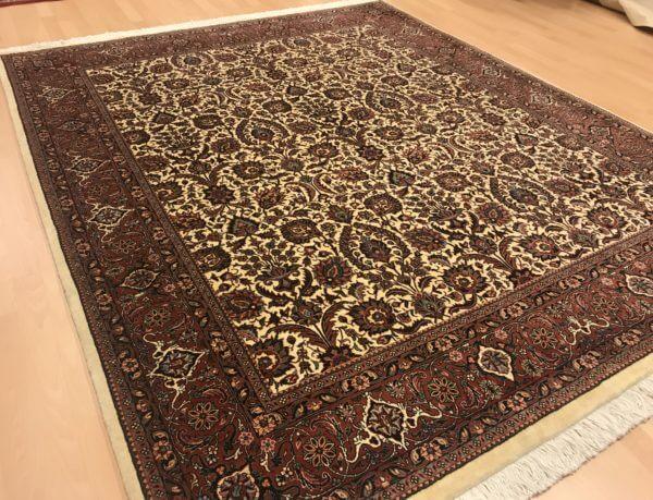 Bidjar tæppe i gammel mønster