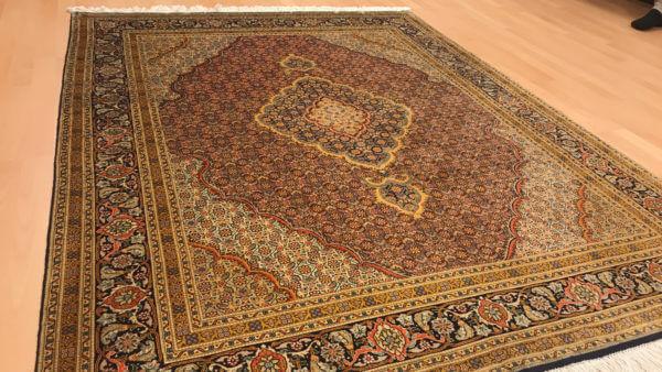 Tabriz maralan ægte tæppe