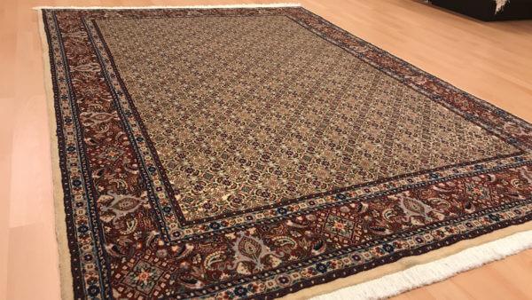 Persisk moud tæppe ægte tæpper